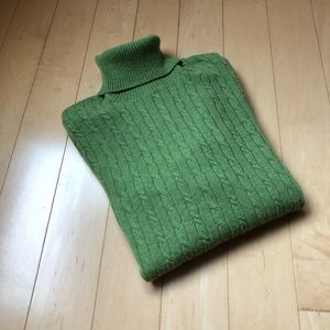 NWOT J.Crew Cable Knit Sweater